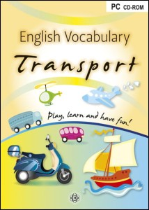 ENGLISH VOCABULARY – Transport – Play, learn and have fun! – Gra PC