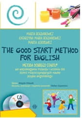 THE GOOD START METHOD FOR ENGLISH. PŁYTY CD